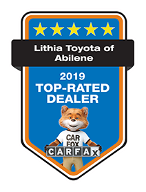 2019 Top Rated Dealer