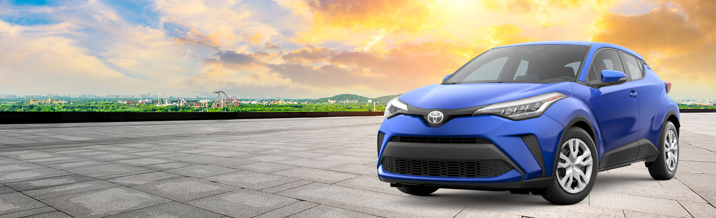 2020 Toyota C-HR Crossover Models For Sale In Pleasant Hills, PA