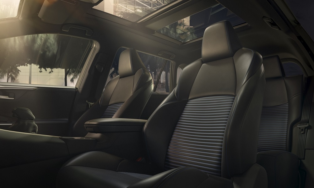 Toyota RAV4 Interior Space