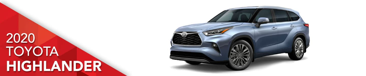 2020 Toyota Highlander for Sale in Slidell, LA