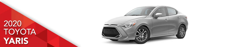 2020 Toyota Yaris for Sale in Slidell, LA