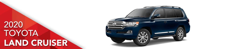 2020 Toyota Land Cruiser for Sale in Slidell, LA
