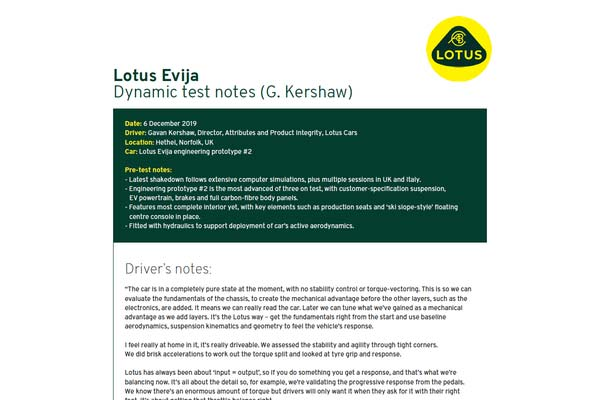 lotus evija test notes (jpg)