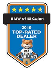 BMW of El Cajon 2019 Top-Rated Dealer