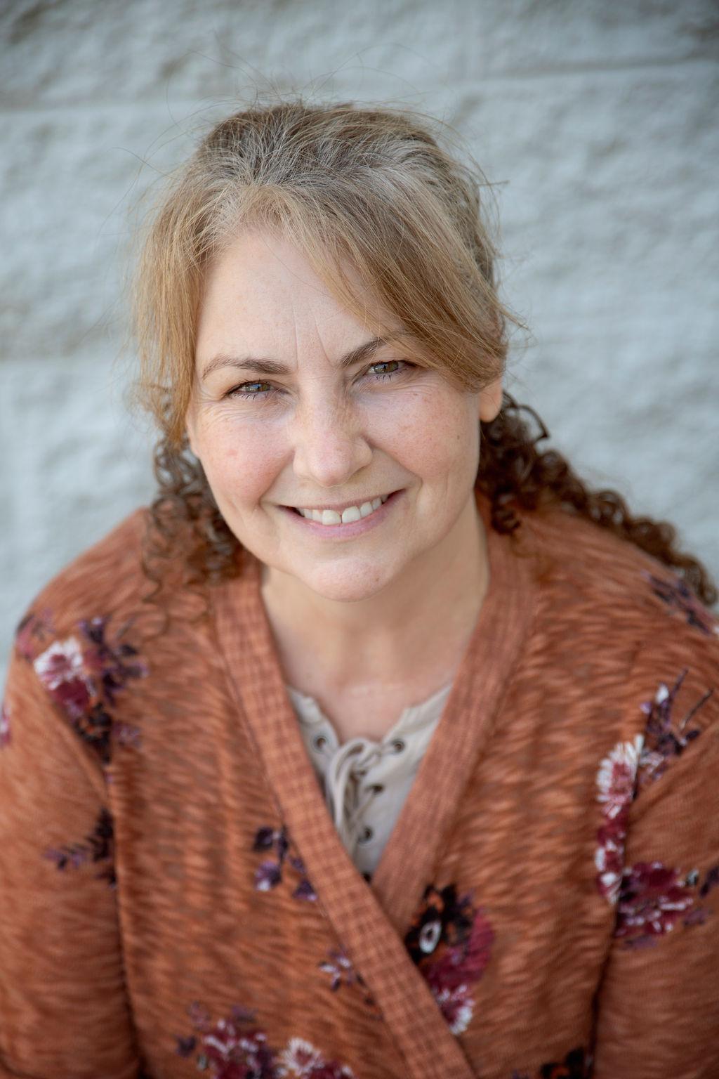 Julie Webber Bio Image