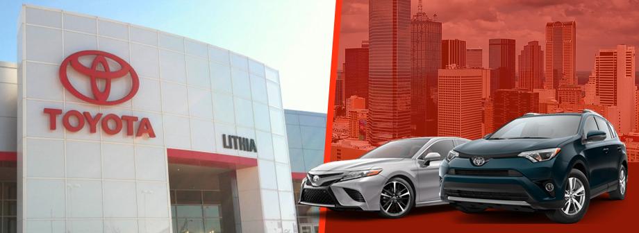 Lithia Toyota of Odessa