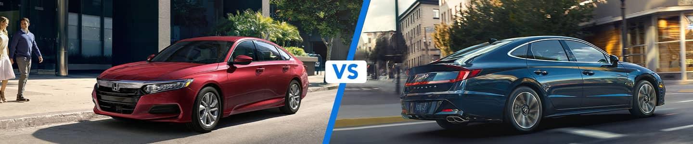 Discover How the 2020 Honda Accord and the 2020 Hyundai Sonata Compare