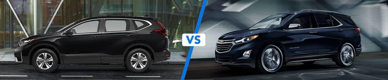 2020 Honda CR-V & 2020 Equinox