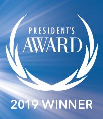 Honda President's Award
