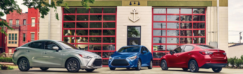 2020 Toyota Yaris Sedan Near Macomb, IL