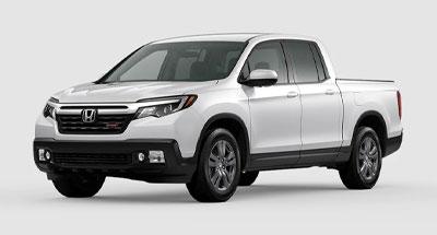 New Honda Ridgeline