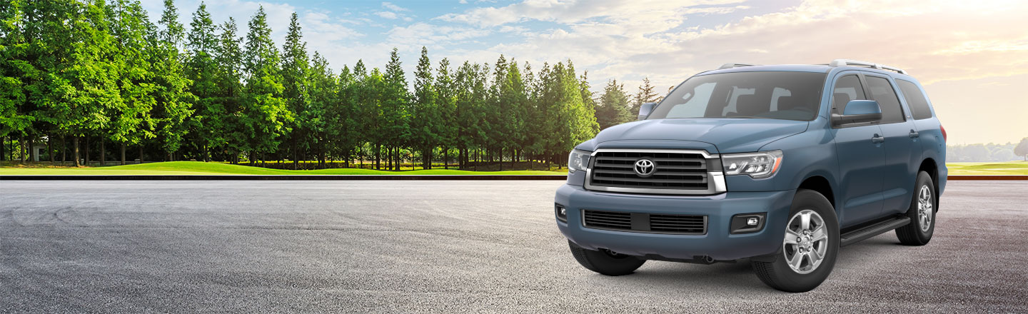 2020 Toyota Sequoia Models near Lexington Park, MD