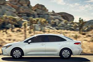 Toyota Corolla Safety Features