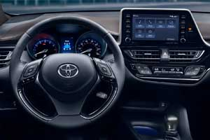 Toyota Corolla Technology Features