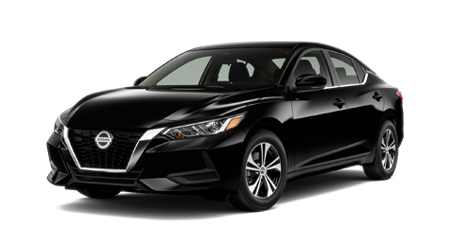 All New 2020 Nissan Sentra SV