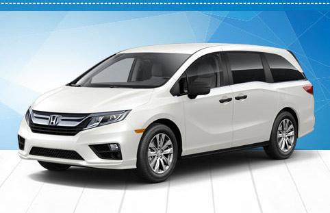 2020 Honda Odyssey Special APR
