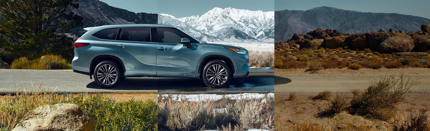 2020 Toyota Highlander Available in Middletown, CT At Middletown Toyota