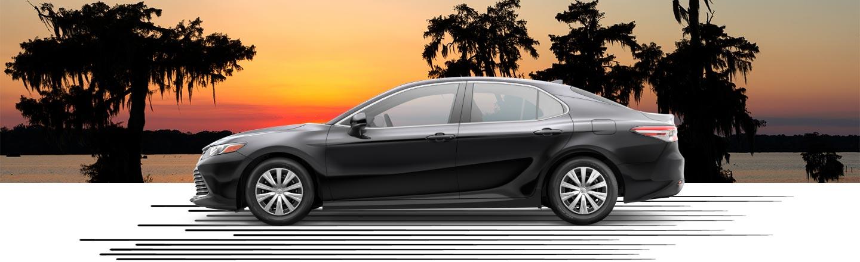 2020 Toyota Camry in Covington, Louisiana, at Northshore Toyota