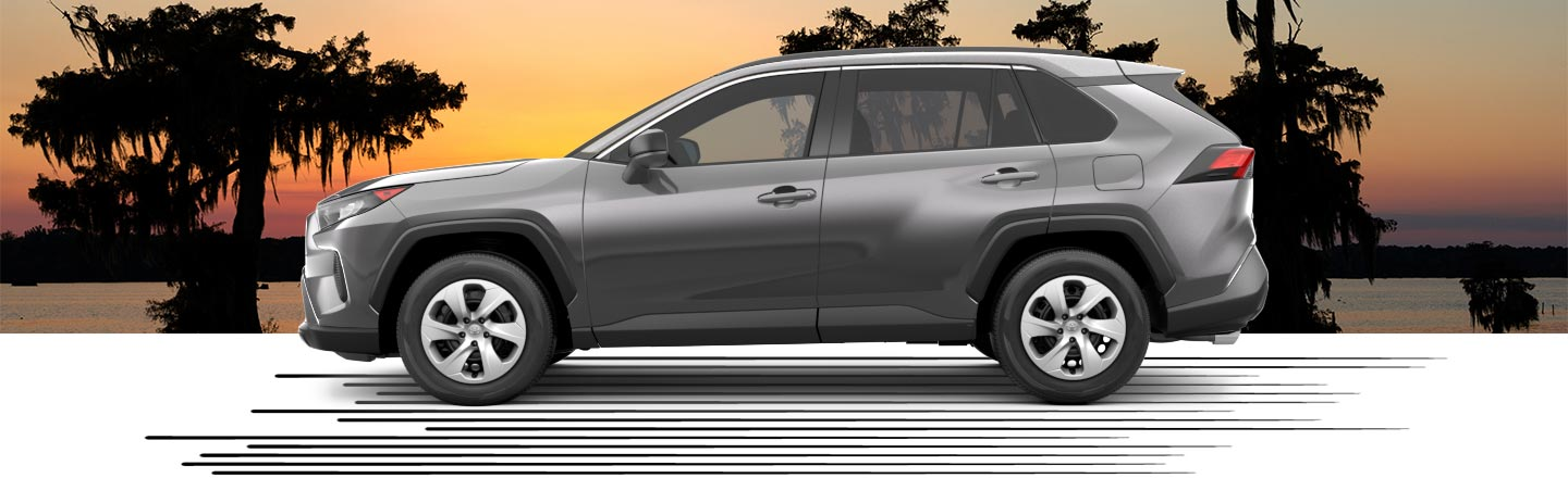 2020 Toyota RAV4 in Covington, Louisiana, at Northshore Toyota