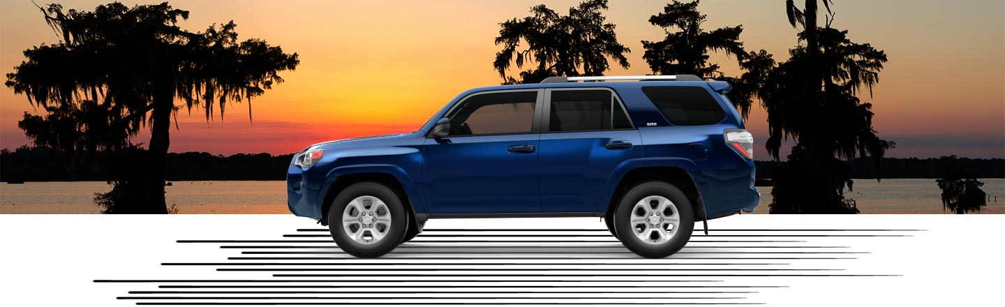 2020 Toyota 4Runner in Covington, Louisiana, at Northshore Toyota