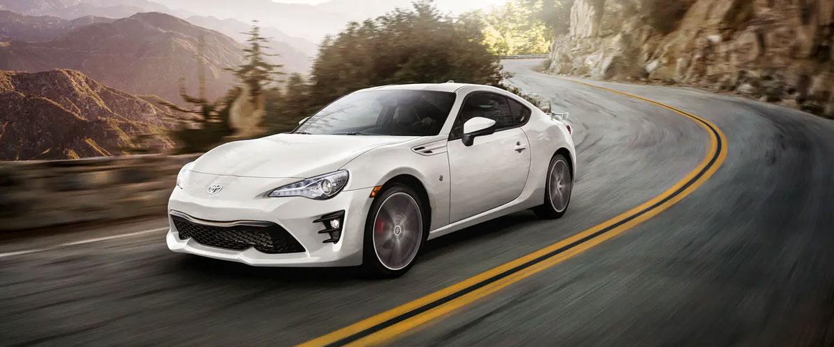 2020 Toyota 86 header
