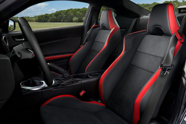 2020 Toyota 86 Interior & Technology Features