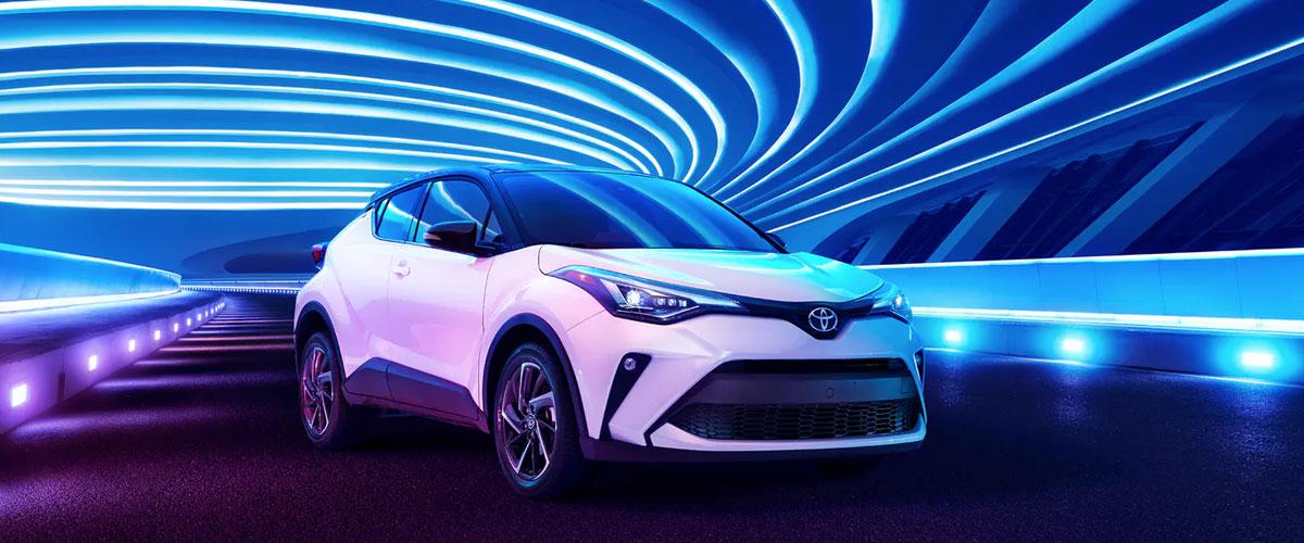 2020 Toyota C-HR header