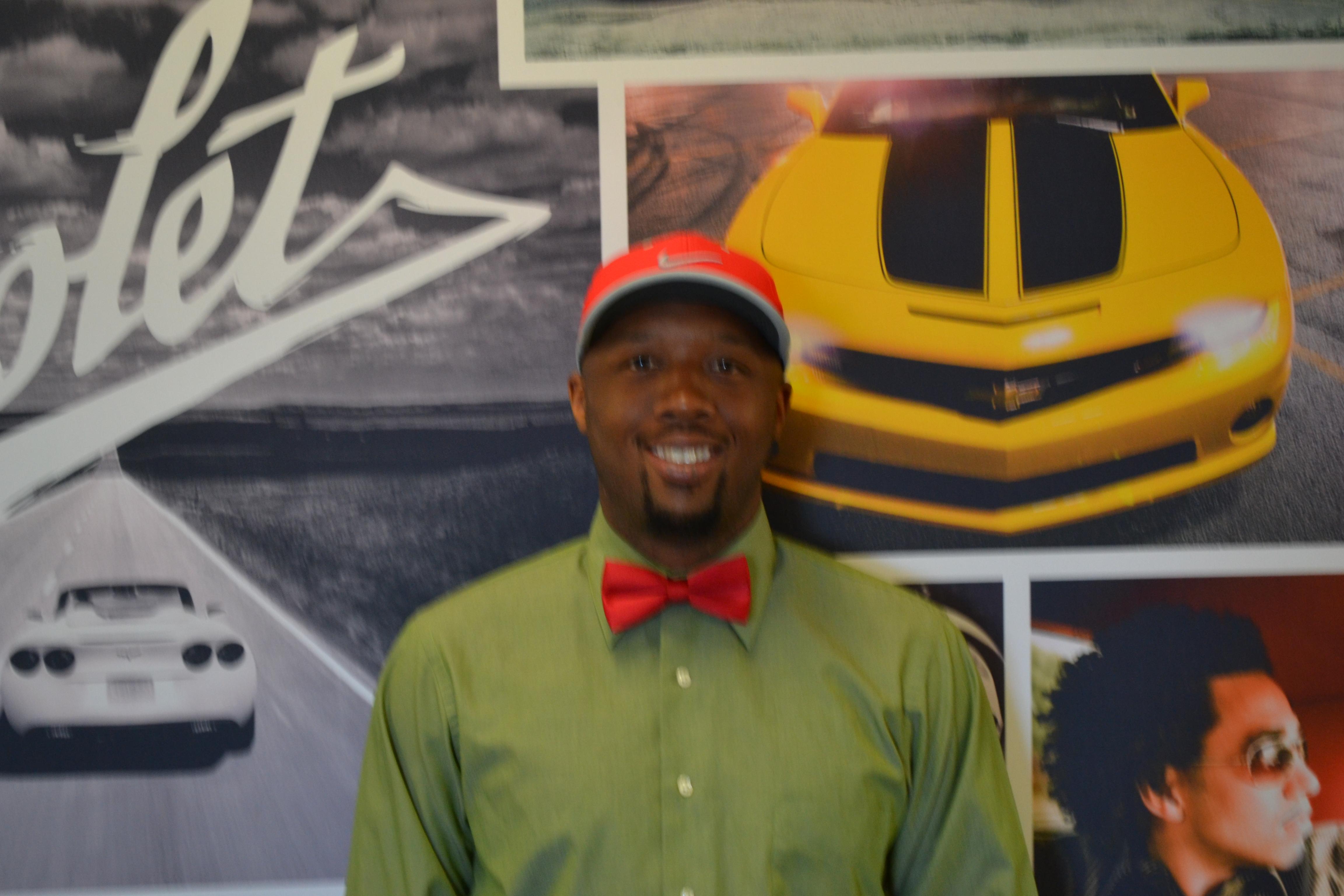 Micah Robertson Bio Image