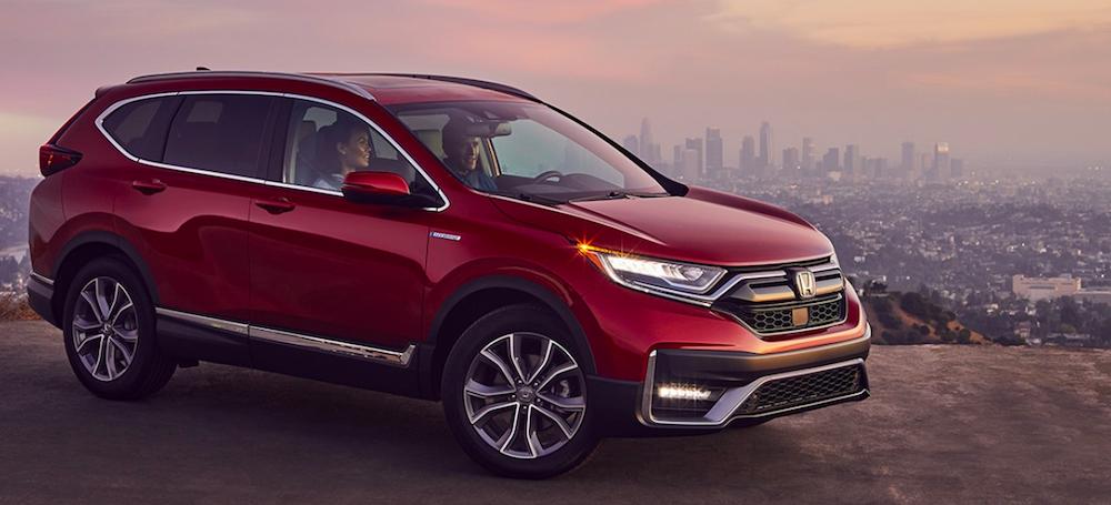 Blog - Why Honda cars are hybrid