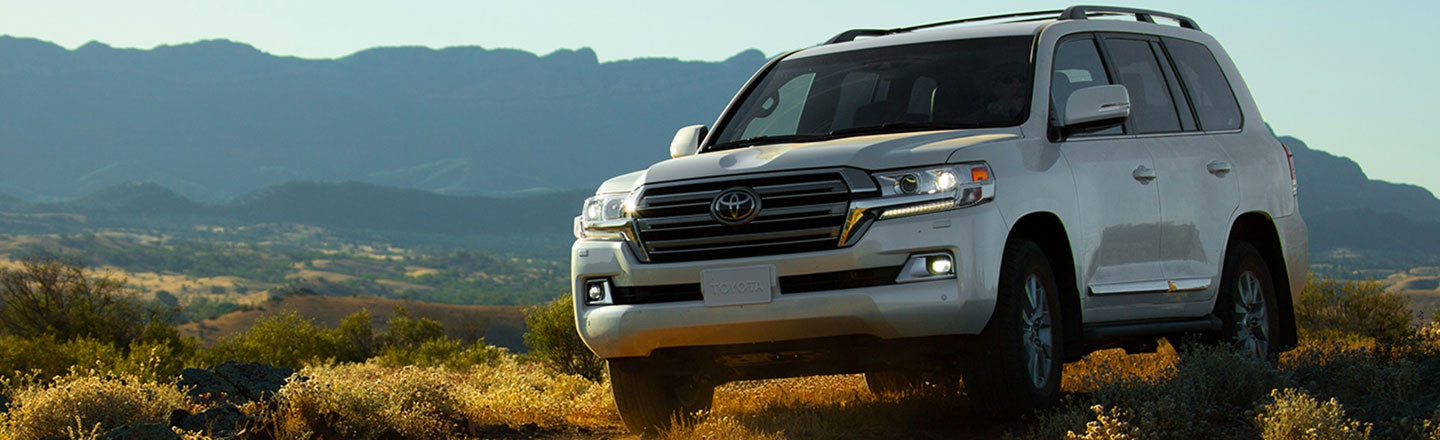 Meet The 2020 Toyota Land Cruiser SUV At Toyota Of New Orleans
