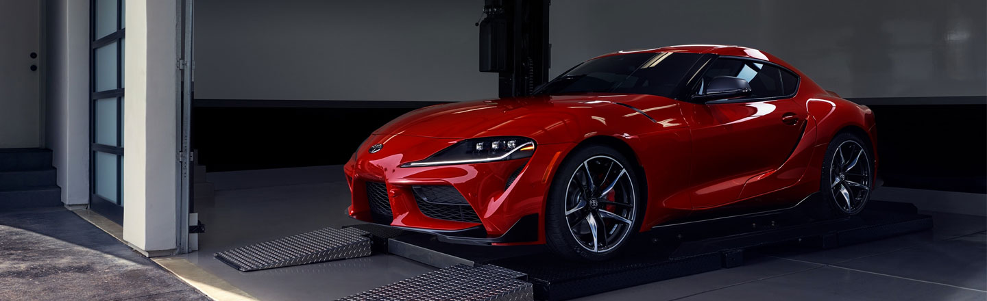 Meet The All-New, High-Powered Sports Car At Toyota Of New Orleans