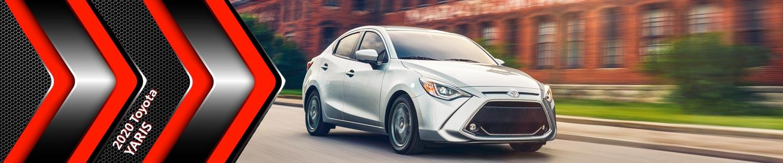 2020 Toyota Yaris | Van-Trow Toyota