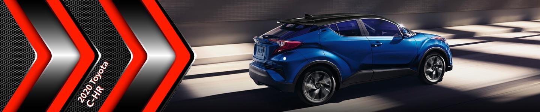 2020 Toyota C-HR | Van-Trow Toyota