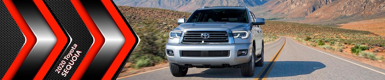2020 Toyota Sequoia | Van-Trow Toyota