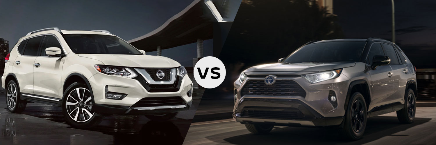 Premier Nissan of Metairie 2020 Nissan Rogue Vs RAV4