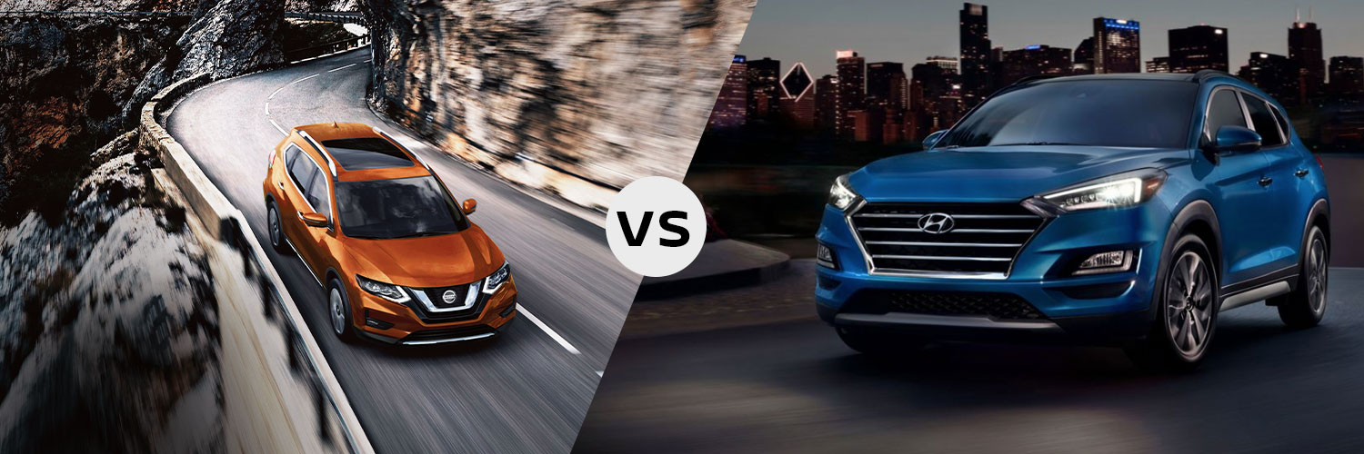 Premier Nissan of Metairie 2020 Nissan Rogue Vs Tucson