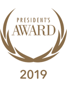 2019 President's Award Award