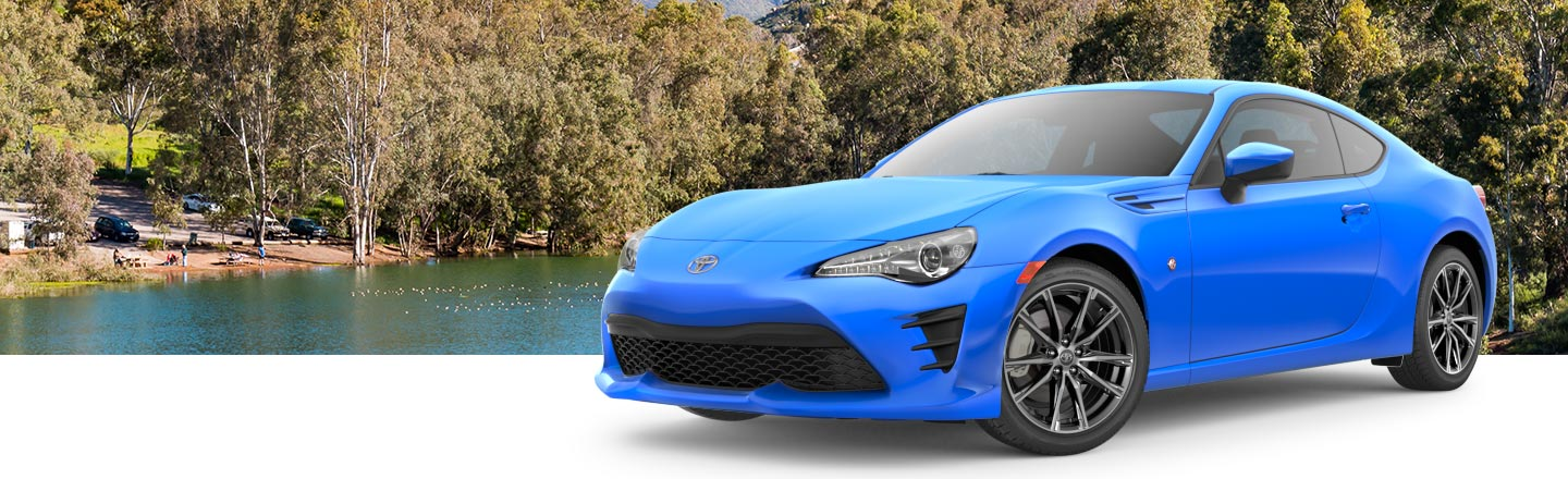 new 2020 Toyota 86 at Toyota of El Cajon