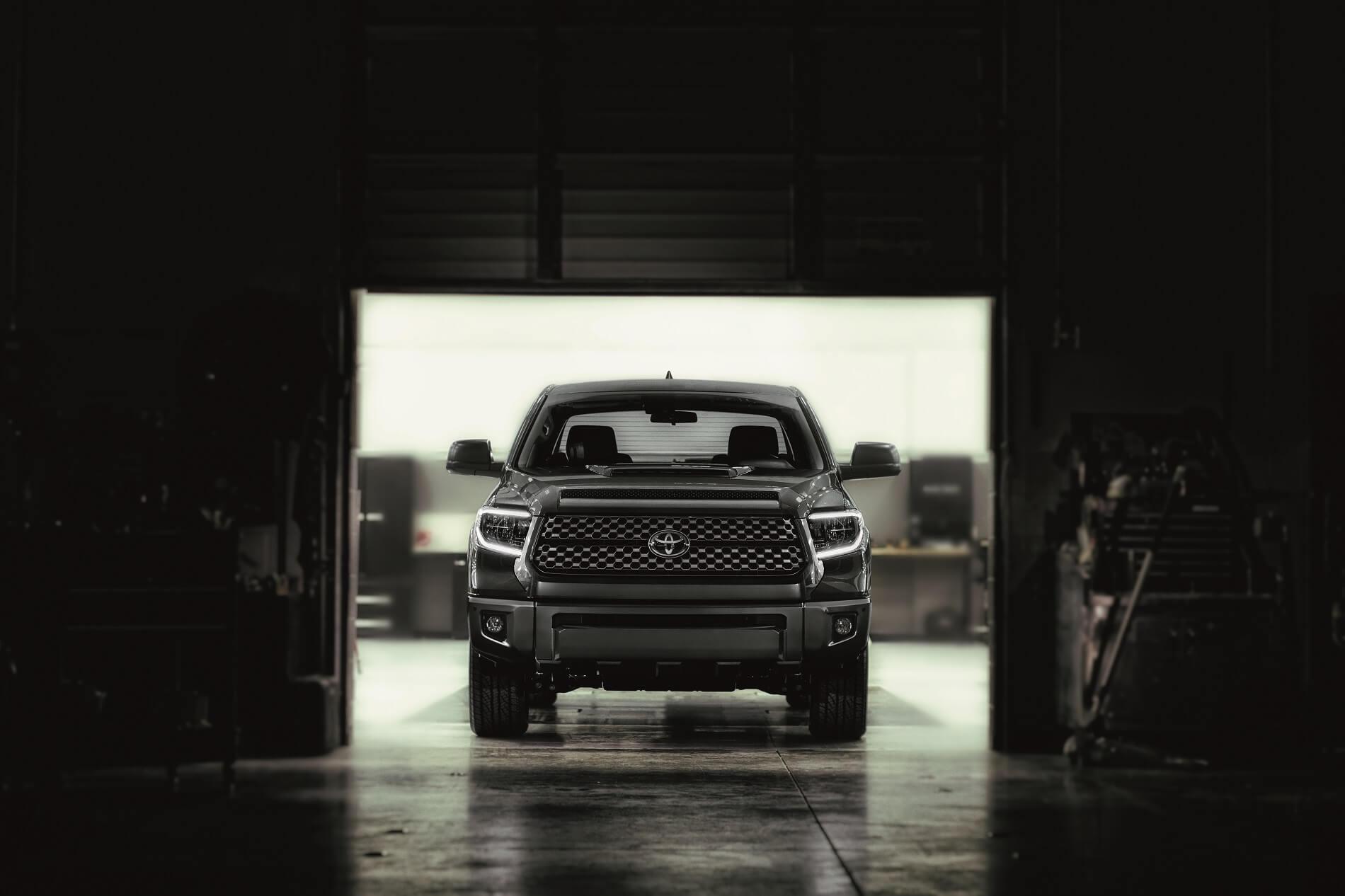 Toyota Tundra Towing Capacity