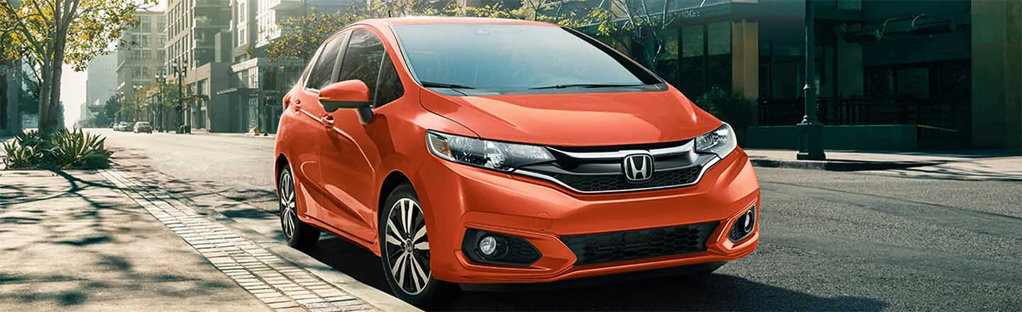 Drive the 2020 Honda Fit Hatchback in Midland, near Odessa, Texas