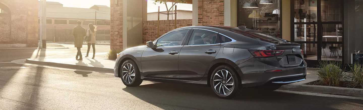 2020 Honda Insight Hybrid Car in Midland, near Odessa, Texas