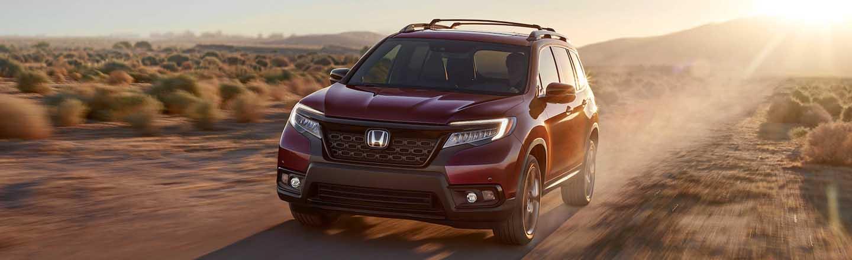2020 Honda Passport Mid-Size SUV in Midland, near Odessa, TX