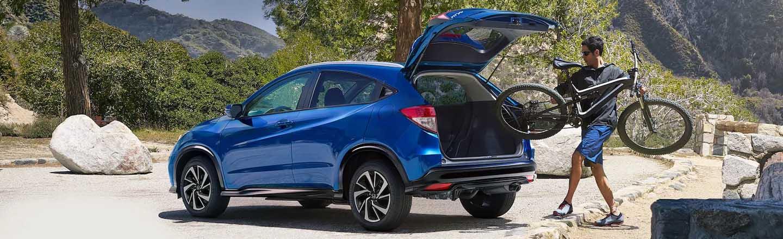 2020 Honda HR-V Crossover in Midland, near Odessa, Texas