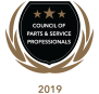 2019 Council of Parts and Service Professionals