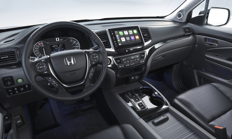 2020 Honda Ridgeline technology