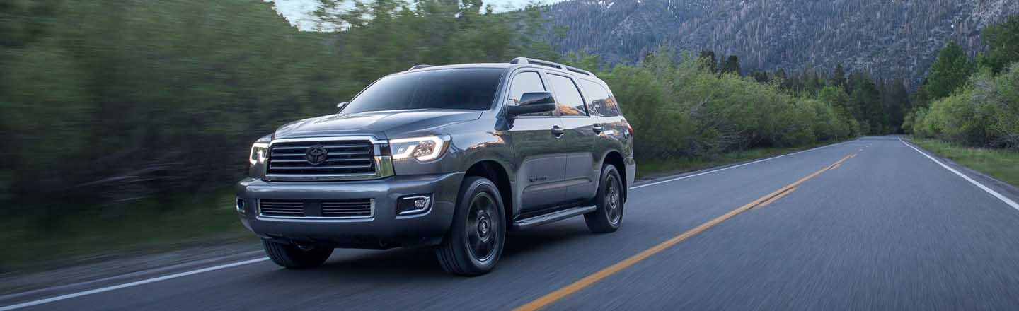 2020 Toyota Sequoia available at Toyota of Poway