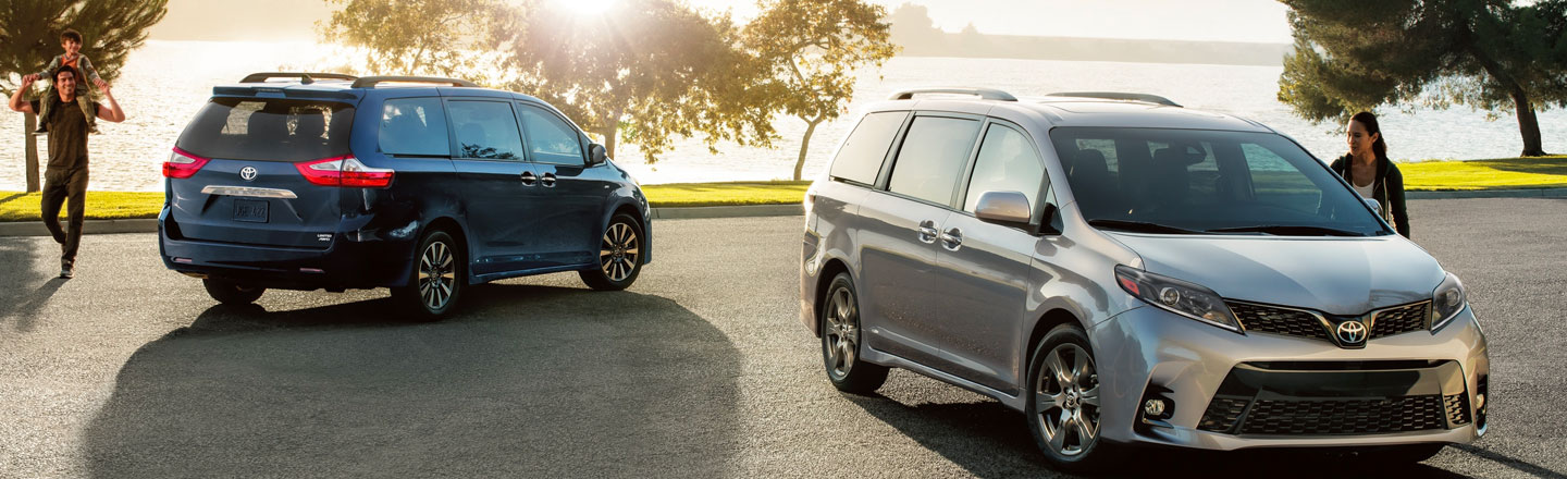 2020 Toyota Sienna available at Toyota of Poway