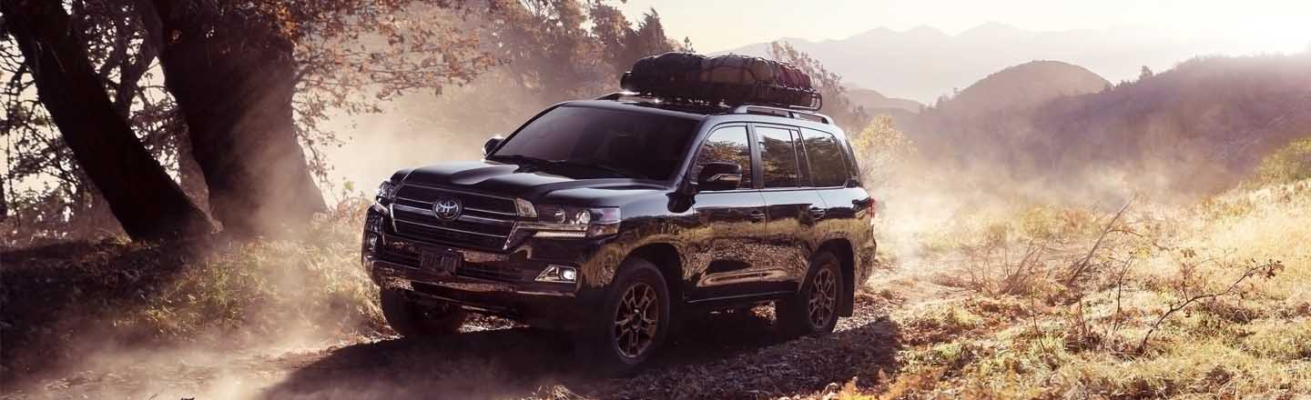 2020 Toyota Land Cruiser available at Toyota of Poway