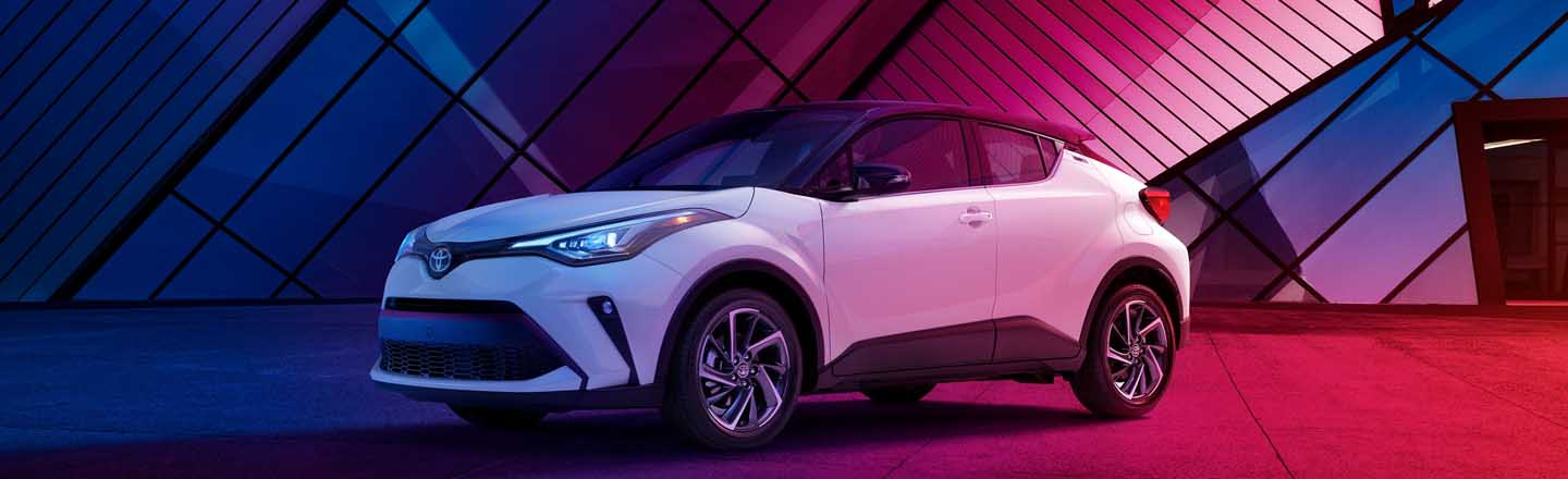 2020 Toyota C-HR available at Toyota of Poway