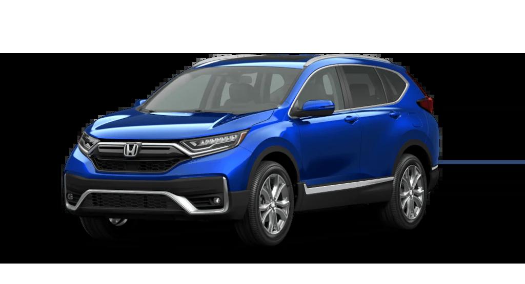 2020 Honda CR-V Hybrid - The Midsize Sport SUV | Pacific Honda